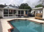 617 Mississippi St Pool to sunroom