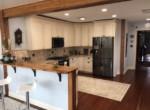 617 Mississippi St Sunroom to kitchen