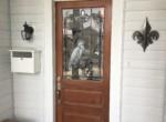 617 Mississippi St front door