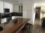 1855 Levee Hwy kitchen Island