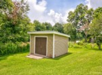7415 Hwy 1 S Sm storage shed
