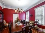 102 Crescent Park dining room