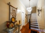 102 Crescent Park staircase