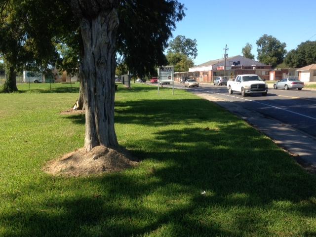 Corner of 3089 & Church Street, Donaldsonville, LA